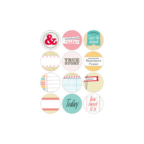 Elle's Studio - The Sweet Life Collection - Tags - Tidbits