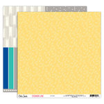 Elle's Studio - Sycamore Lane Collection - 12 x 12 Double Sided Paper - Autumn