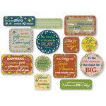 Fiskars - Cloud 9 Design - Kensington Gardens Collection - Cardstock Quote Cards, CLEARANCE
