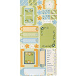 Fiskars - Cloud 9 Design - Finley's Estate Collection - Gem Sticker - Basics