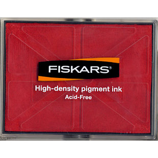 Fiskars - High Density Pigment Ink - Fire Me Up