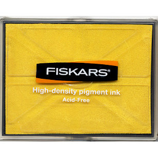 Fiskars - High Density Pigment Ink - Sun Kind Of Wonderful, CLEARANCE