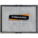 Fiskars - High Density Pigment Ink - The Good Silver