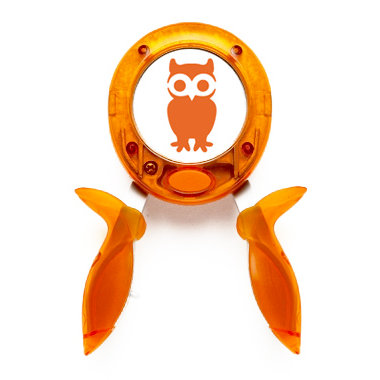 Fiskars - Squeeze Punch - Fall - Large - Night Owl, CLEARANCE