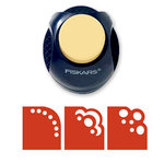Fiskars - 3-in-1 Corner Punch - Sea Pearls