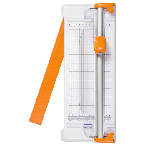 Fiskars - 12 Inch Rotary Paper Trimmer - 28 mm - Blade Style F