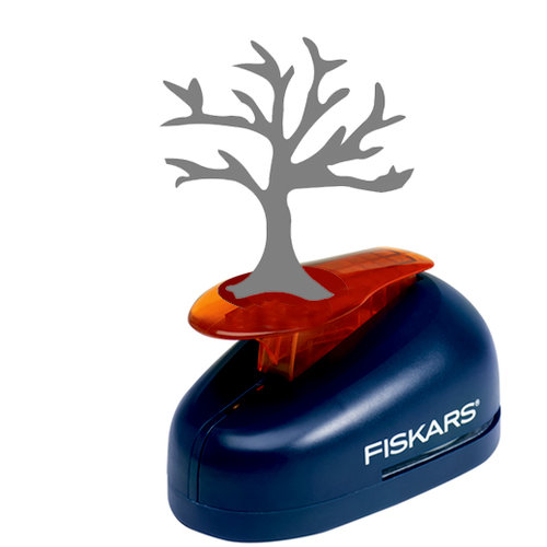 Fiskars - Lever Punch - Medium - One Inch Tree
