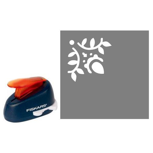 Fiskars - Decorative Corner Lever Punch - Budding Flower, CLEARANCE