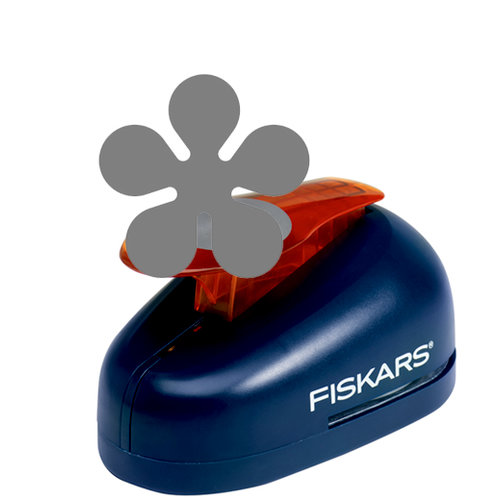 Fiskars - Lever Punch - Extra Large - Two Inch Poppy