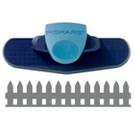 Fiskars - Border Punch - Picket Fence