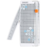 Fiskars - 12 Inch Deluxe Portable Trimmer - White