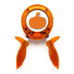 Fiskars - Halloween Squeeze Punch - Large - Jack