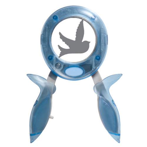 Jenni Bowlin Studio - Fiskars - Squeeze Punch - Large - Flight