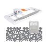 Fiskars - AdvantEdge Punch System - Border Punch Tool - Starter Set - Flower Garden