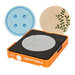 Fiskars - Fuse Creativity System - Die Cutting Design Set - Medium - Simple Pattern - Circle