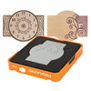 Fiskars - Fuse Creativity System - Die Cutting Design Set - Medium - Simple Pattern - Marquis