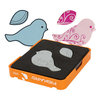 Fiskars - Fuse Creativity System - Die Cutting Design Set - Medium - Complex Pattern - Bird