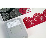 Fiskars - AdvantEdge Punch System - Interchangeable Border Punch - Cartridge - Large - Perfectly Paisley