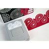 Fiskars - AdvantEdge Punch System - Interchangeable Border Punch - Cartridge - Large - Perfectly Paisley
