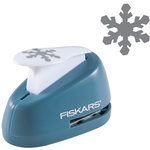 Fiskars - Christmas - Lever Punch - Medium - White Christmas