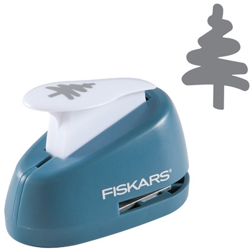 Fiskars - Christmas - Lever Punch - Medium - Twist-mas Tree