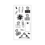 Fiskars - Clear Acrylic Stamps - Hip Clips