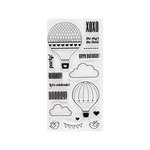 Fiskars - Clear Acrylic Stamps - Up in the Air