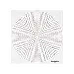 Fiskars - Paper Piercing - Stencil - Circles