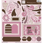Fiskars - Heidi Grace Designs - Chipboard Shapes - Cherry Wood Lane Collection