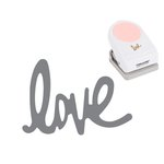 Fiskars - Teresa Collins - Intricate Shape Punch - Love