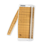 Fiskars - Teresa Collins - Studio Gold Collection - 12 Inch Deluxe Portable Trimmer