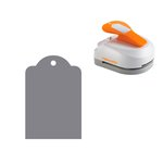 Fiskars - 3-in-1 Tag Maker Punch - Standard