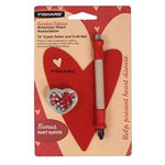 Fiskars - Limited Edition American Heart Association - Eyelet Setter Set, CLEARANCE