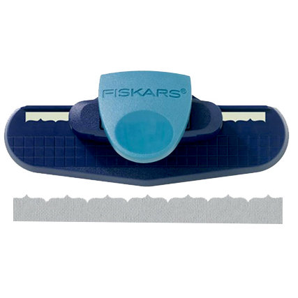 Fiskars - Border Punch - Upper Crest