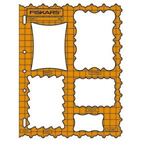 Shape Cutter Frames-1 Template