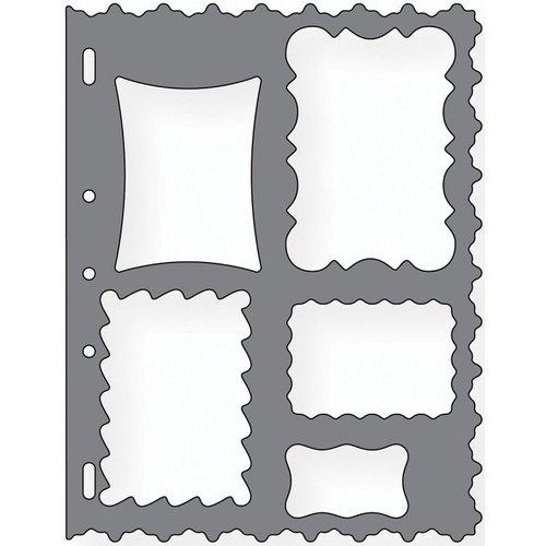 Fiskars - Shape Template - Frames 1