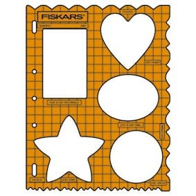 Shape Cutter Shapes-1 Template