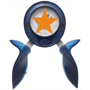 Fiskars - Squeeze Punch - Extra Large - Star - Twinkle Twinkle