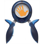 Fiskars - Squeeze Punch -  Medium - Hand - High Five