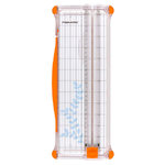Fiskars - 12 inch Portable Paper Trimmer - Blade Style I, CLEARANCE