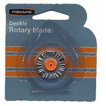 Fiskars - Desktop Rotary Deckle Blade - Blade Style F