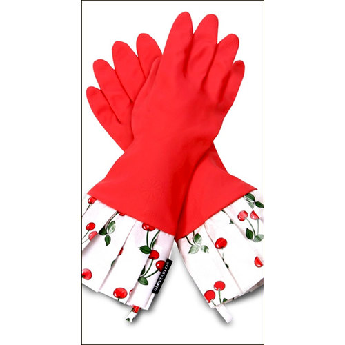 Flirty Aprons - Gloveables Collection - Designer Gloves - Very Cherry