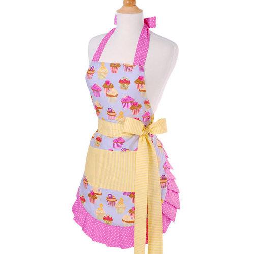Scrapbook.com - Retro Designer Aprons - Women's - Frosted Cupcake