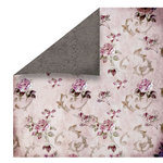 FabScraps - High Tea Collection - 12 x 12 Double Sided Paper - Floral