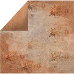 FabScraps - Organic Collection - 12 x 12 Double Sided Paper - Lace