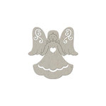 FabScraps - Christmas Collection - Die Cut Embellishments - Christmas Angel