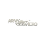 FabScraps - Adrenaline Collection - Die Cut Words - Army Hero
