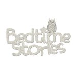 FabScraps - Little Peeps Collection - Die Cut Words - Bedtime Stories