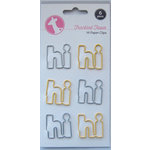 Freckled Fawn - Paper Clips - Hi