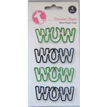 Freckled Fawn - Paper Clips - Wow